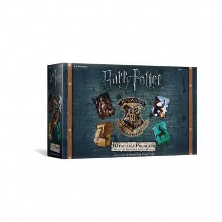 Harry Potter - Bataille à Poudlard : La Monstrueuse Boîte des Monstres