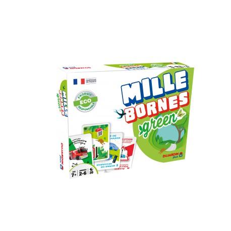 Mille Bornes Green