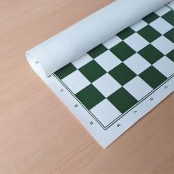Tapis Echecs Souple Vert - Taille 5.5