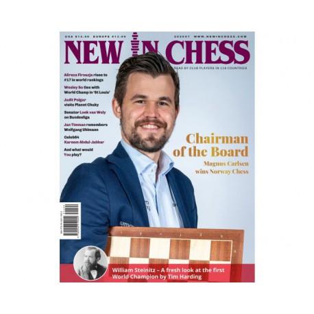 New In Chess Magazine n°6 - 2020
