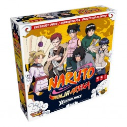 Naruto Ninja Arena - Extension Genin Pack