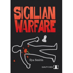 Smirin - Sicilian Warfare (hardcover)