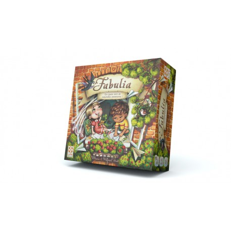 Fabulia - Extension : En route vers de nouvelles aventures !