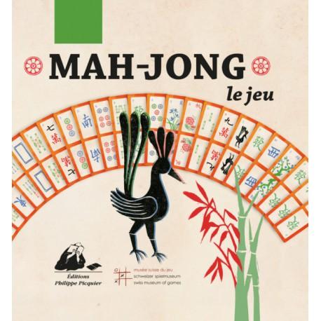 Mah-Jong - Livre et Jeu