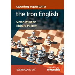 Williams, Palliser - Opening Repertoire: The Iron English