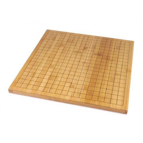Goban en Bambou Standard 19x19 - Epaisseur 2cm
