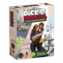 Dice Hospital extension Soins communautaires