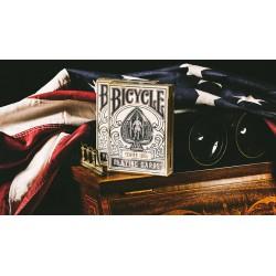 Cartes Bicycle 1900 Blue