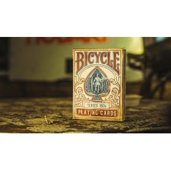 Cartes Bicycle 1900 Red