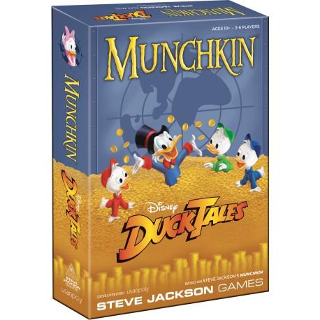 Munchkin Duck Tales (Picsou)
