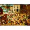 Puzzle 1000 pièces - Jeux d'Enfants, Pieter Brueghel The Elder