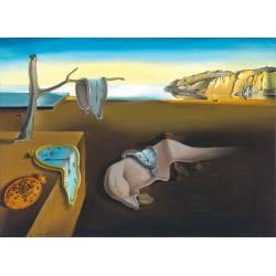 Puzzle 1000 pièces - La Persistence de la Mémoire, Salvador Dalí