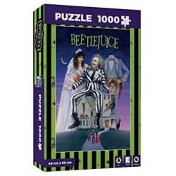 Puzzle 1000 pièces - Beetlejuice