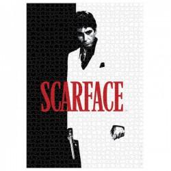 Puzzle 1000 pièces - Scarface