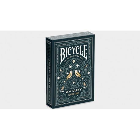Cartes Bicycle Aviary