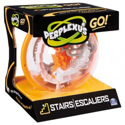 Perplexus Go ! Stairs - Orange