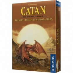 Catan - Trésors, Dragons & Explorateurs