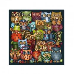 Puzzle 211 pièces - Palapeli : Owl