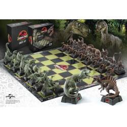 Jeu d'échecs Jurassic Park Collector