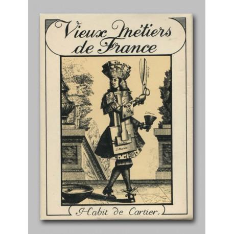 Les Vieux métiers de France