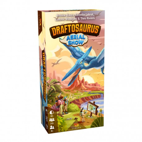 Draftosaurus - Extension : Aerial Show