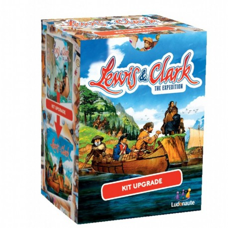 Lewis & Clark - The Expedition : Kit Upgrade