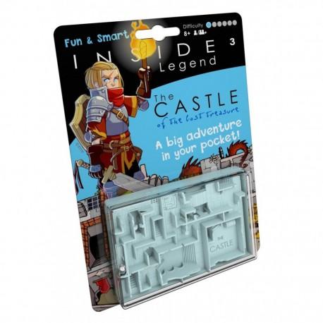 Inside 3 Legend - The Castle of the Lost Treasure