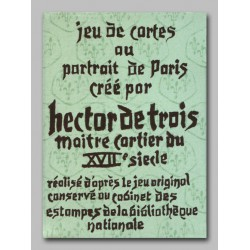 Cartes Hector de Trois