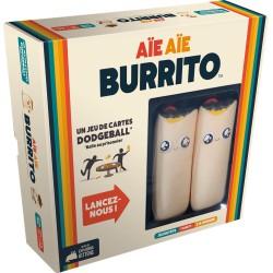 Aïe Aïe Burrito - Jeu de Cartes Dodgeball