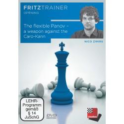 DVD Zwirs - The flexible Panov – a weapon against the Caro-Kann