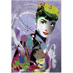 Puzzle 2000 pièces - Audrey Hepburn