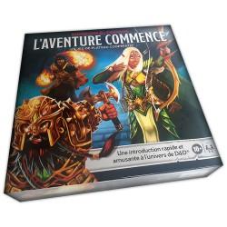 Dungeons & Dragons : L'Aventure Commence - Jeu de Plateau