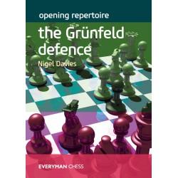 Davies Nigel - Opening Repertoire : The Grünfeld Defence