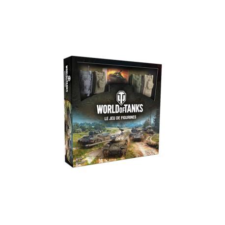 World of Tanks : Le Jeu de Figurine