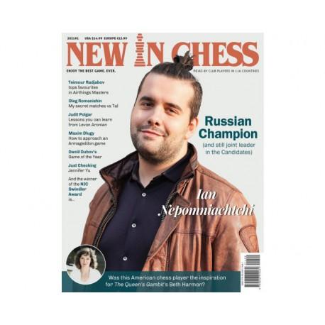 New In Chess Magazine n°8 - 2020