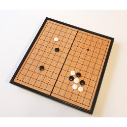 Mini jeu de go magnétique (format 13x13)