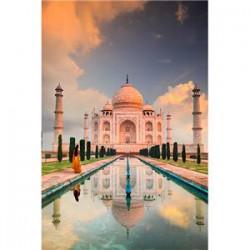 Puzzle 1500 pièces - Taj Mahal