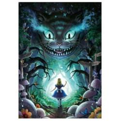 Puzzle 1000 pièces - Les Aventures d'Alice