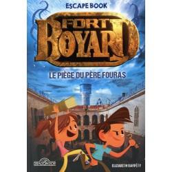 Escape Book Junior - Koh-Lanta l'Ile aux colliers