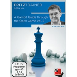 DVD L'Ami - Gambit Guide through the Open Game Vol. 2