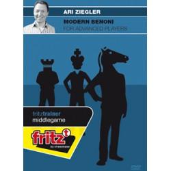 DVD Ziegler - Modern Benoni for Advanced Players