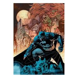 Puzzle 1000 pièces - DC Comics : Batman & Catwoman