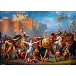 Puzzle 1000 pièces - Intervention des Sabines - Jacques-Louis David