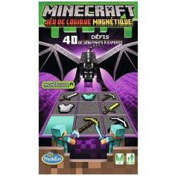 Minecraft - Jeu de logique magnétique