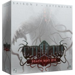 Cthulhu : Death May Die - Extension : Saison 2