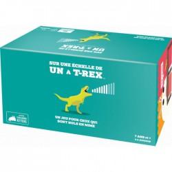 Sur une échelle de 1 à T-Rex