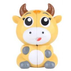 Cube 2x2 Cute Cow