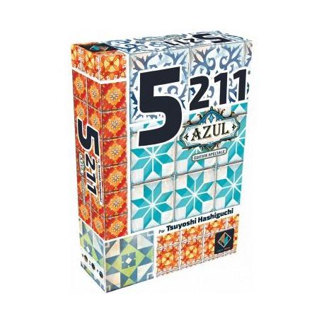 5211 édition spéciale Azul
