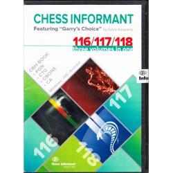 Cd Info 116-117-118