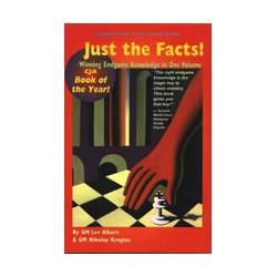 ALBURT, KROGIUS - Just the Facts!, Winning endgame knowledge in one volume